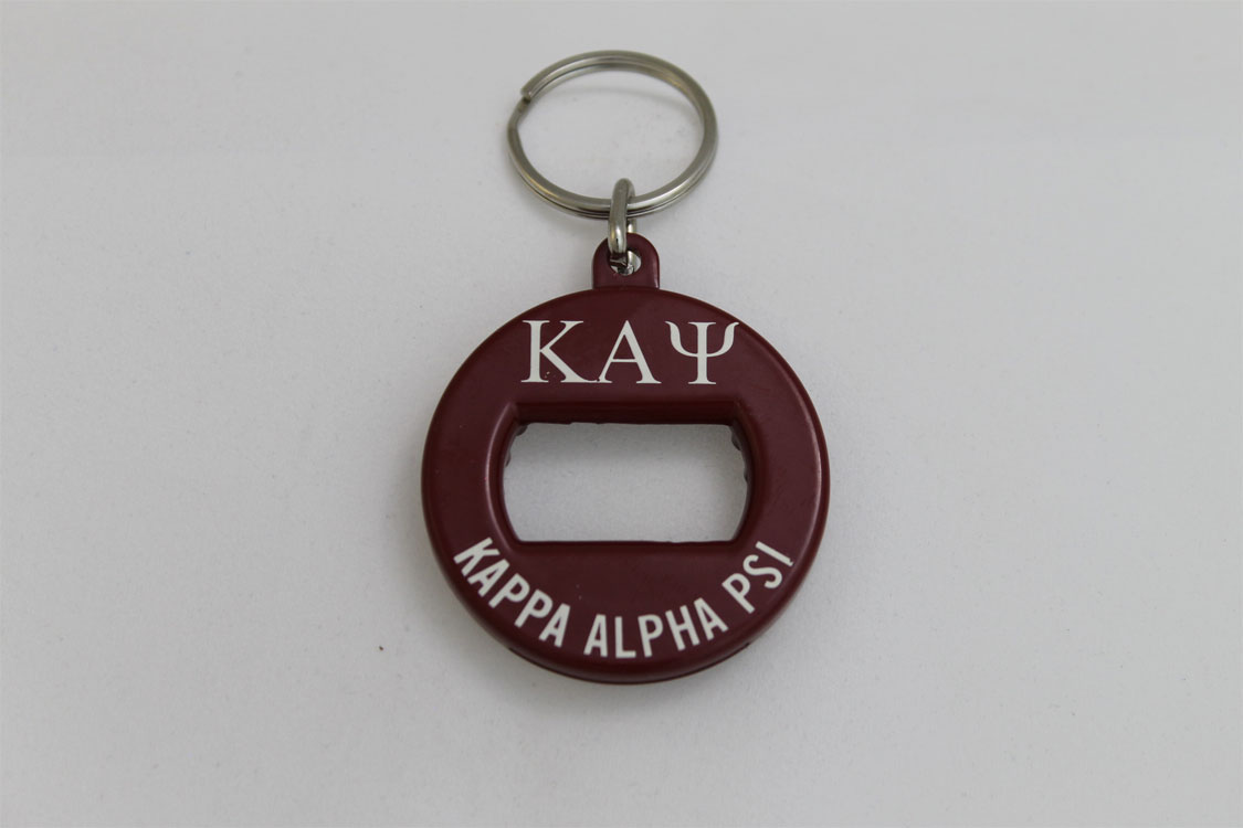 Paddle Tramps Kappa Alpha Psi Bev Key